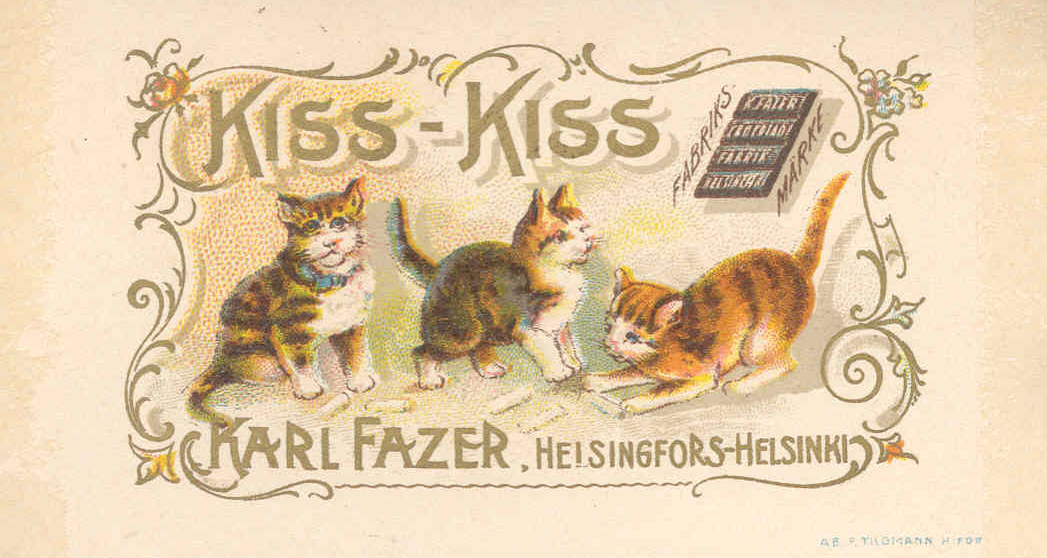 Fazer – over 100 years of sweetness