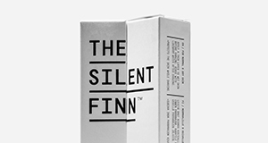 The Silent Finn – for a man who takes care of himself